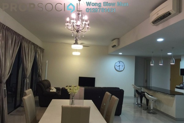 For Rent Condominium at Five Stones, Petaling Jaya Freehold Fully Furnished 4R/3B 6.5k