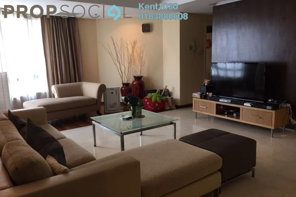 For Rent Condominium at i-Zen Kiara II, Mont Kiara Freehold Fully Furnished 3R/3B 4.8k