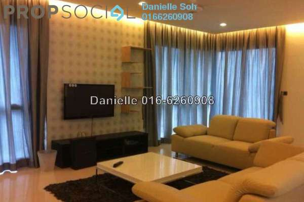 For Sale Condominium at The Northshore Gardens, Desa ParkCity Freehold Fully Furnished 3R/3B 1.4m