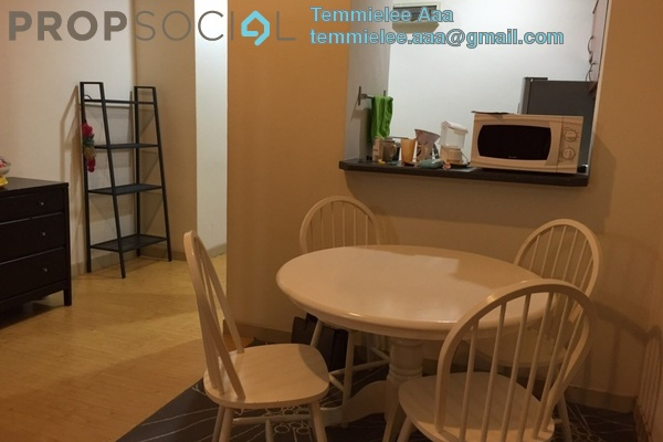 For Rent Condominium at Dorchester, Sri Hartamas Freehold Fully Furnished 2R/2B 2.6千