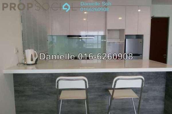 For Rent SoHo/Studio at Ritze Perdana 2, Damansara Perdana Leasehold Fully Furnished 1R/1B 2.4k