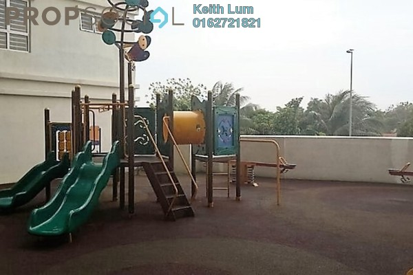For Sale Condominium at Suri Puteri, Shah Alam Leasehold Unfurnished 3R/2B 400k