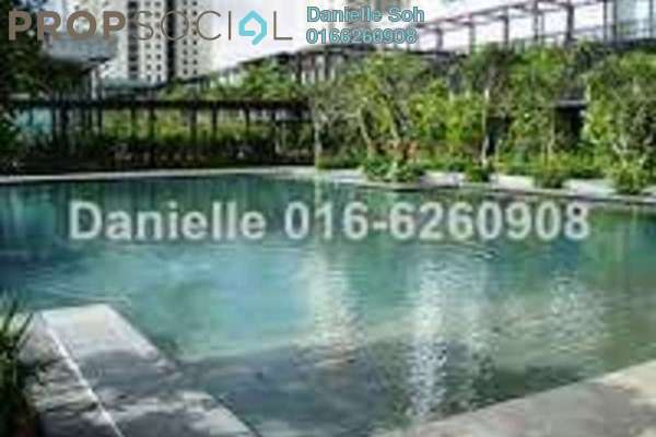 For Rent Condominium at 10 Mont Kiara, Mont Kiara Freehold Semi Furnished 4R/5B 13k