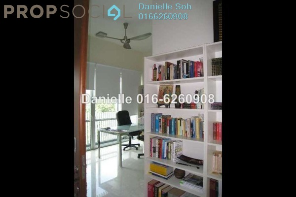 For Rent Condominium at Dua Residency, KLCC Freehold Fully Furnished 4R/4B 9k