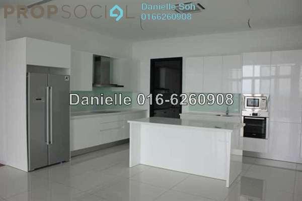 For Rent Condominium at Tropicana Grande, Tropicana Leasehold Semi Furnished 4R/5B 7.8k