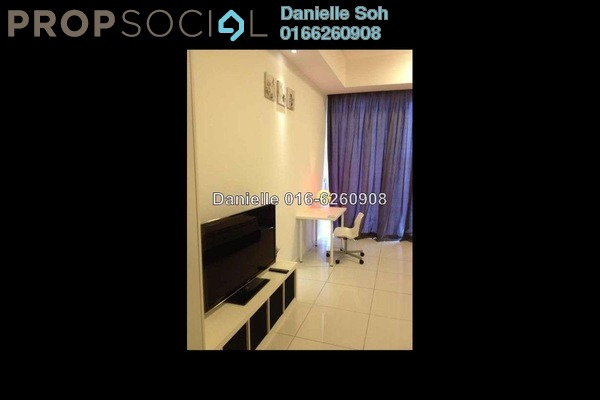 For Rent Condominium at M Suites, Ampang Hilir Freehold Fully Furnished 1R/1B 2.3k