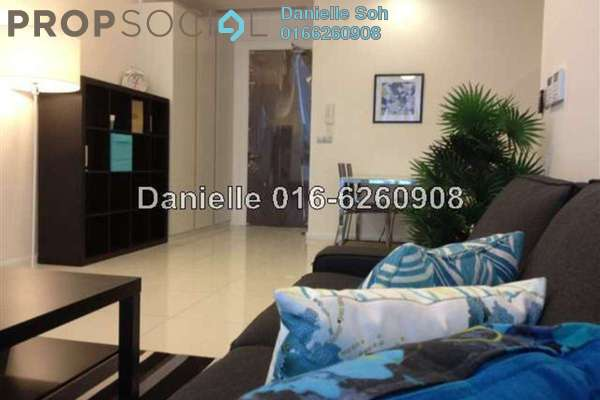 For Rent Condominium at M Suites, Ampang Hilir Freehold Fully Furnished 2R/2B 3.7k