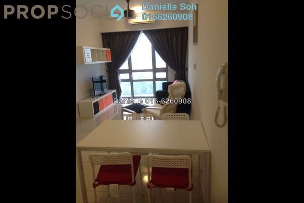 For Rent Condominium at Cascades, Kota Damansara Leasehold Fully Furnished 1R/1B 2k