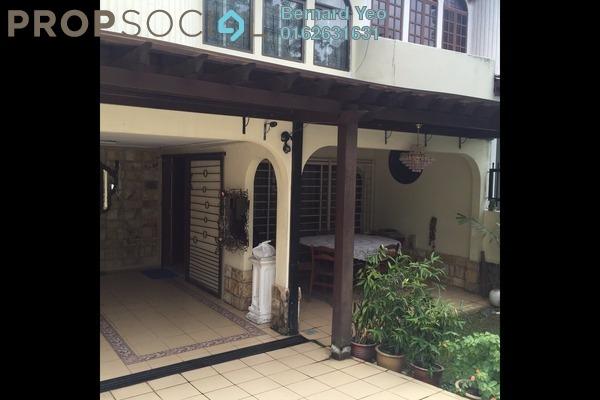 For Sale Terrace at Taman SA, Bangsar Freehold Semi Furnished 4R/4B 2.38m