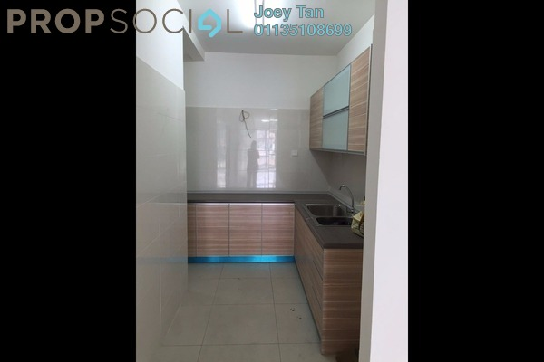For Rent Condominium at Sentral Residences, Kajang Freehold Semi Furnished 3R/2B 1.3k