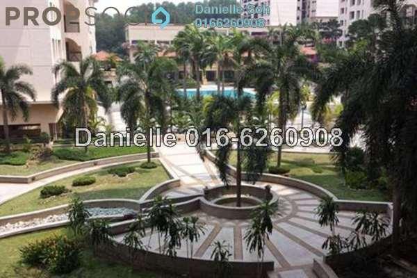 For Rent Condominium at 1 Bukit Utama, Bandar Utama Freehold Semi Furnished 3R/3B 3.3k