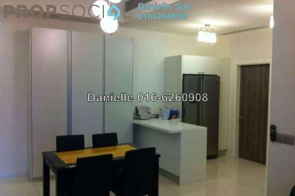 For Rent Condominium at M Suites, Ampang Hilir Freehold Fully Furnished 2R/2B 4k