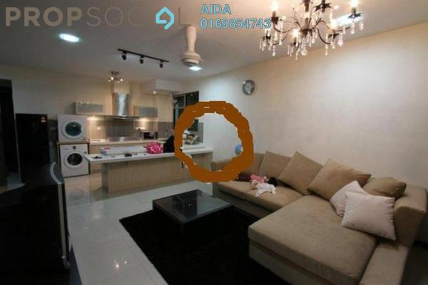 For Rent Condominium at i-Zen Kiara II, Mont Kiara Freehold Fully Furnished 3R/3B 4.9k