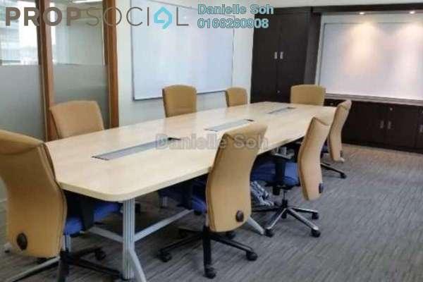 For Rent Office at Plaza Sentral, KL Sentral Freehold Fully Furnished 0R/0B 23k