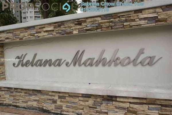 For Rent Condominium at Kelana Mahkota, Kelana Jaya Leasehold Fully Furnished 3R/2B 2.8千
