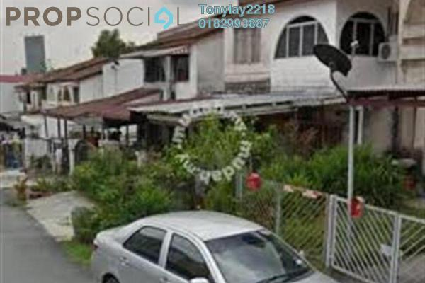 For Rent Terrace at Taman Sri Gombak, Batu Caves Freehold Semi Furnished 3R/2B 1.5k