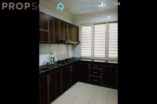 For Rent Condominium at Platinum Hill PV8, Setapak Freehold Fully Furnished 3R/2B 2.25k