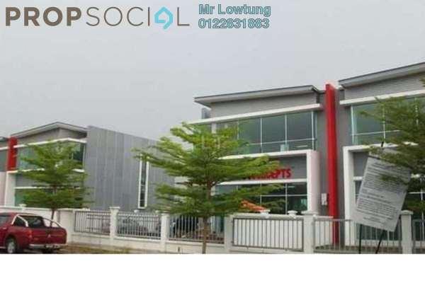 For Rent Factory at Section 6, Kota Damansara Leasehold Unfurnished 0R/0B 28k