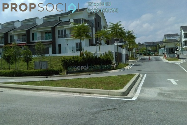 For Sale Terrace at Emerald East, Rawang Freehold Semi Furnished 5R/5B 980k