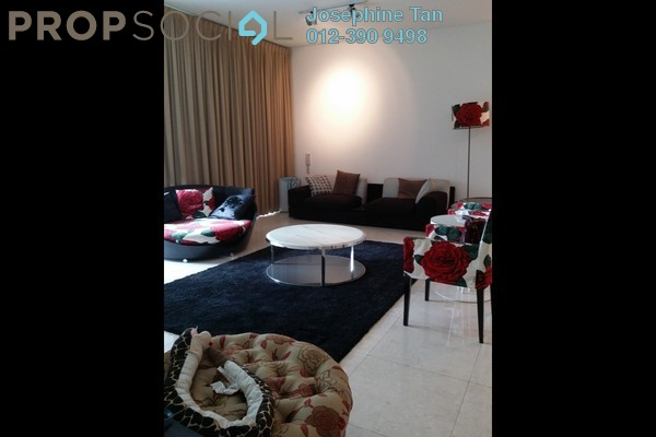 For Rent Condominium at Marc Service Residence, KLCC Freehold Fully Furnished 4R/3B 16.0千