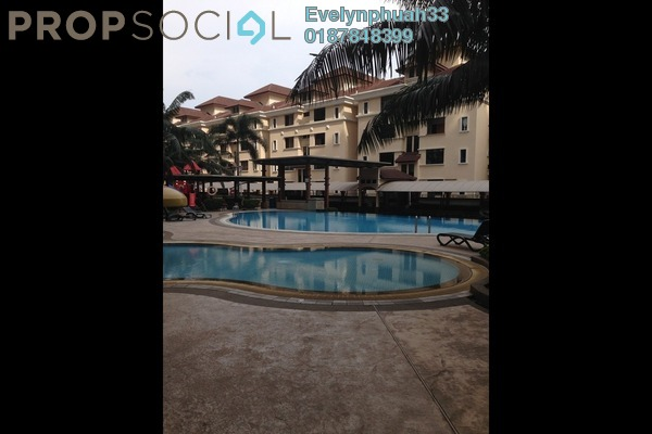 For Sale Condominium at Casa Indah 1, Tropicana Leasehold Fully Furnished 4R/3B 888k
