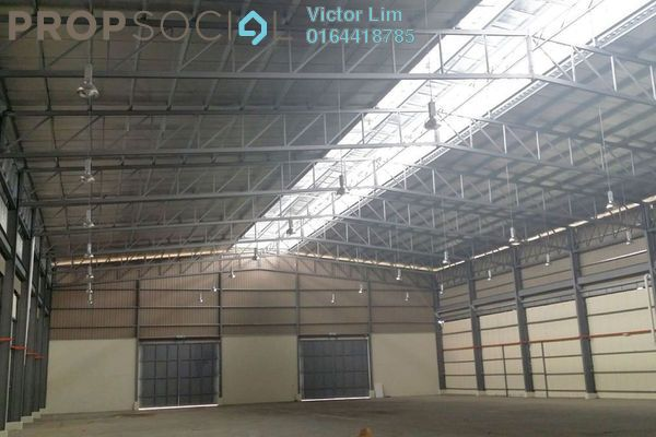 For Rent Factory at Taman Kepong, Kepong Freehold Unfurnished 0R/3B 26k