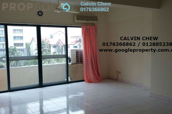 For Rent Condominium at Tiara Ampang, Ampang Leasehold Semi Furnished 2R/2B 1.9k