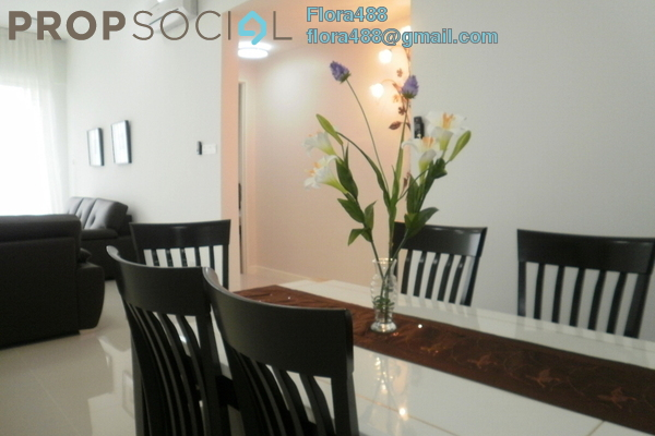 For Sale Condominium at The Park Residences, Bangsar South Leasehold Fully Furnished 3R/2B 1.35m