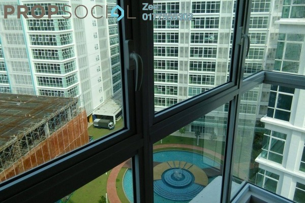 For Rent Condominium at Medalla @ Oasis Corporate Park, Ara Damansara Freehold Semi Furnished 2R/2B 2.7k