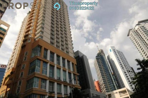 For Rent Condominium at Seri Bukit Ceylon, Bukit Ceylon Freehold Fully Furnished 2R/2B 4.5千