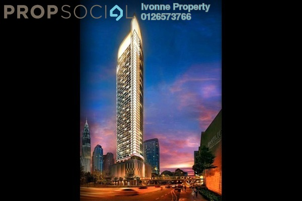 For Sale Condominium at Banyan Tree, KLCC Freehold Semi Furnished 3R/0B 5m