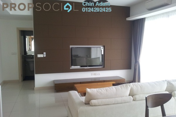 For Rent Condominium at Suasana Bukit Ceylon, Bukit Ceylon Freehold Fully Furnished 3R/2B 4.8k