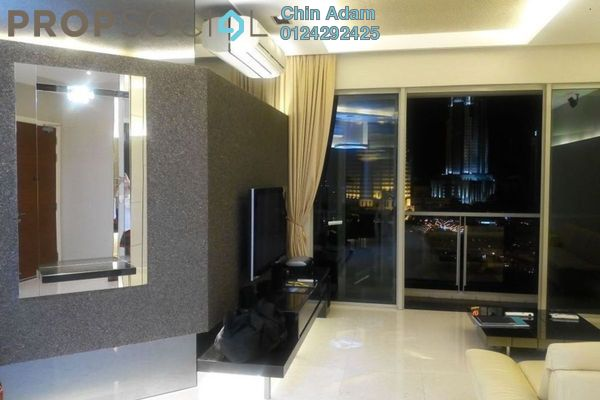 For Rent Condominium at Marc Service Residence, KLCC Freehold Fully Furnished 3R/2B 7.8k
