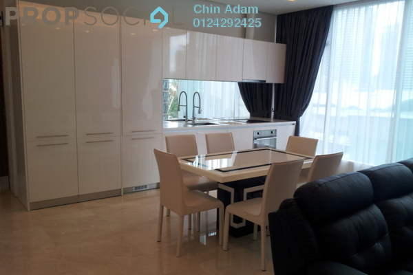 For Rent Condominium at Vipod Suites, KLCC Freehold Fully Furnished 1R/1B 7k