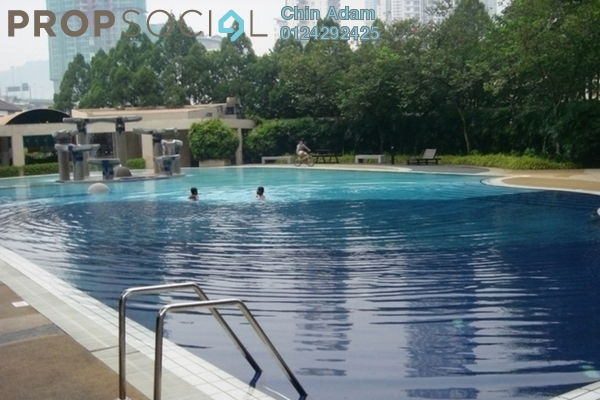 For Sale Condominium at Vista Kiara, Mont Kiara Freehold Semi Furnished 3R/2B 680k
