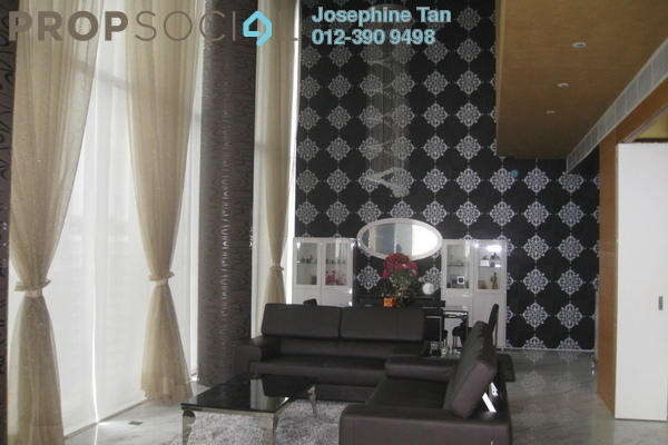 For Sale Condominium at One KL, KLCC Freehold Fully Furnished 4R/3B 7.51m