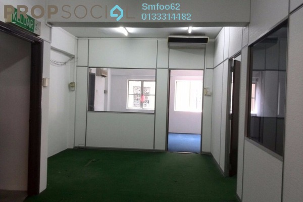 For Rent Office at Diamond Square, Setapak Freehold Fully Furnished 3R/0B 1.5k