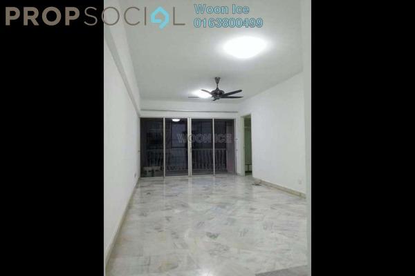 For Rent Apartment at Grandeur Tower, Pandan Indah Leasehold Semi Furnished 3R/2B 1.3k