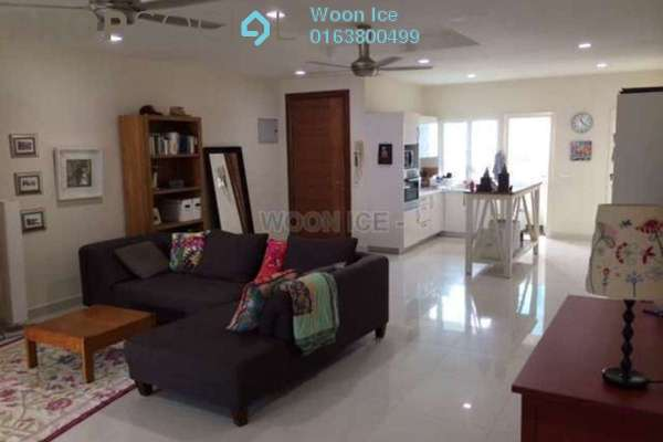 For Rent Condominium at Laman Baiduri, Subang Jaya Leasehold Semi Furnished 3R/3B 3.8k