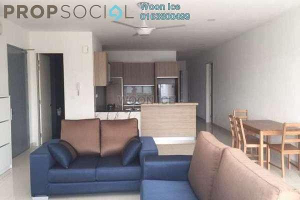 For Rent Condominium at Setia Walk, Pusat Bandar Puchong Freehold Fully Furnished 3R/4B 4k