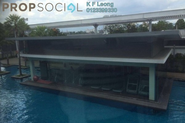 For Rent Condominium at Mont Kiara Meridin, Mont Kiara Freehold Semi Furnished 3R/2B 5.9k