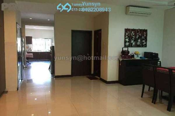 For Rent Terrace at LeVenue, Desa ParkCity Freehold Semi Furnished 4R/5B 5k