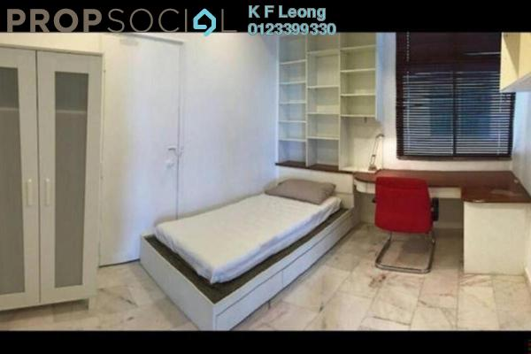 For Rent Condominium at Bayu Angkasa, Bangsar Freehold Semi Furnished 3R/2B 3.2k