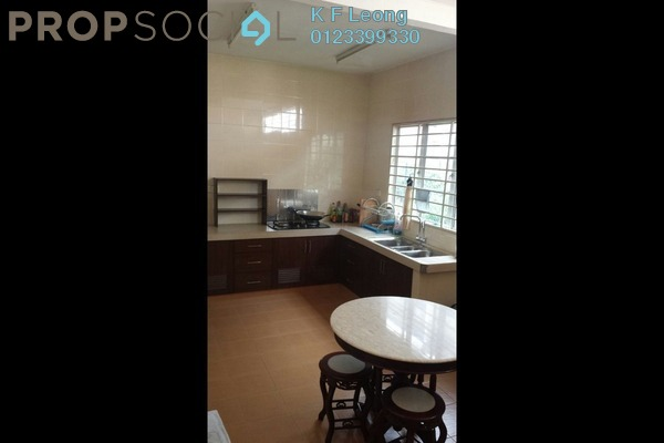 For Sale Townhouse at D'Alpinia, Puchong Leasehold Semi Furnished 4R/4B 865k