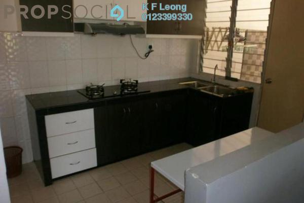 For Rent Condominium at Cheras Heights Condominium, Cheras South Freehold Semi Furnished 4R/2B 1.8k