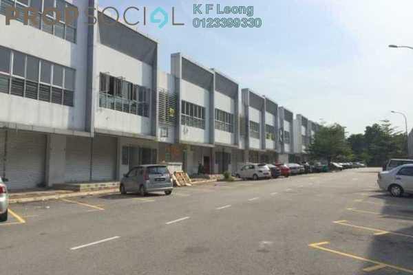 For Rent Shop at Puchong Gateway, Puchong Leasehold Semi Furnished 0R/0B 2Ribu