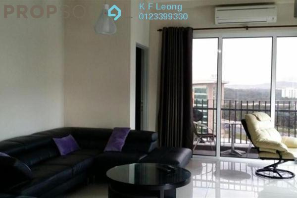 For Rent Condominium at Axis Residence, Pandan Indah Leasehold Semi Furnished 3R/2B 1.7k