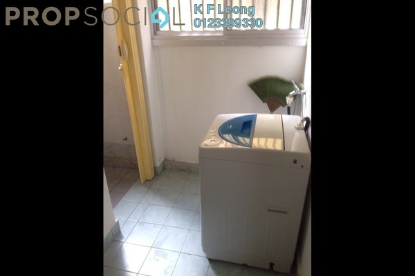For Sale Apartment at Desa Idaman Residences, Puchong Freehold Semi Furnished 3R/2B 480k
