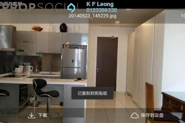 For Rent SoHo/Studio at M Suites, Ampang Hilir Freehold Semi Furnished 0R/1B 2.3k
