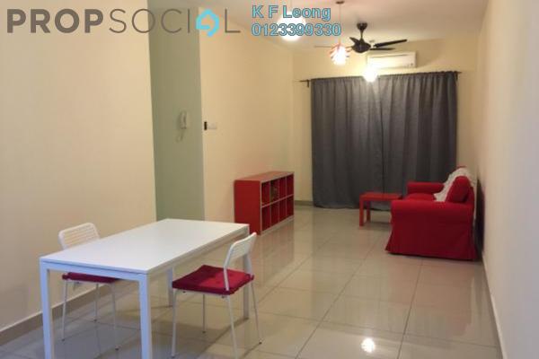 For Sale Condominium at Parklane Commercial Hub, Kelana Jaya Leasehold Semi Furnished 3R/2B 400k